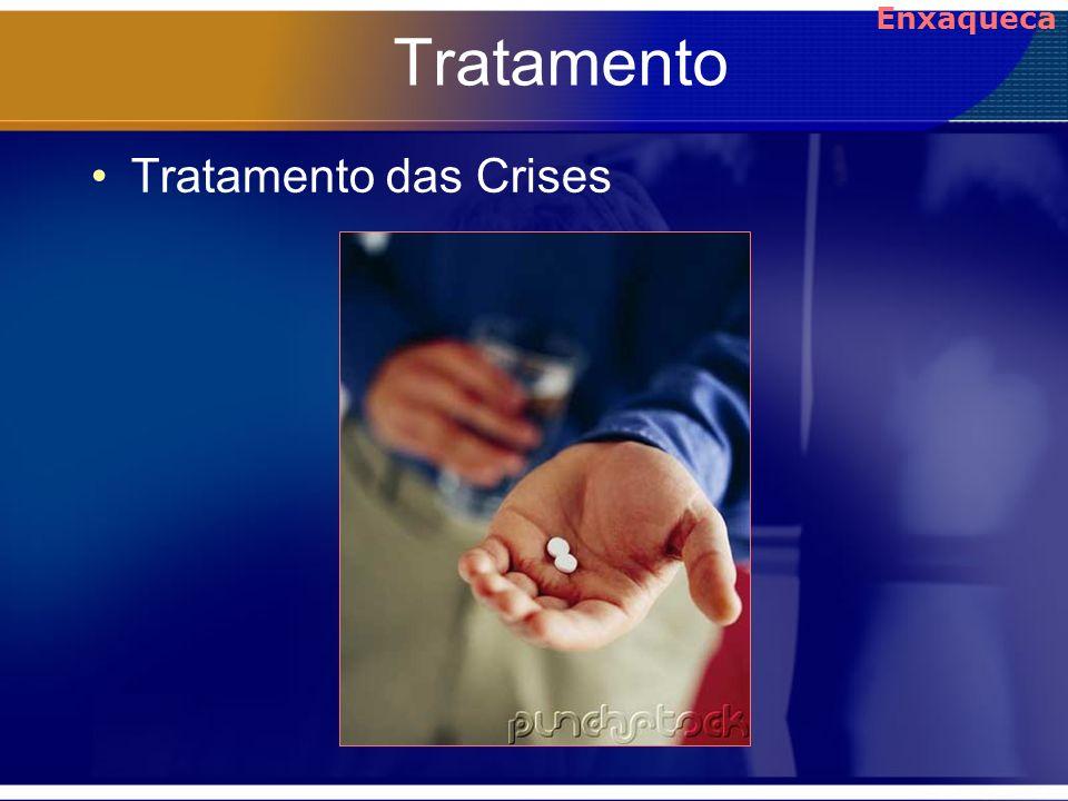 Tratamento Tratamento das Crises Enxaqueca