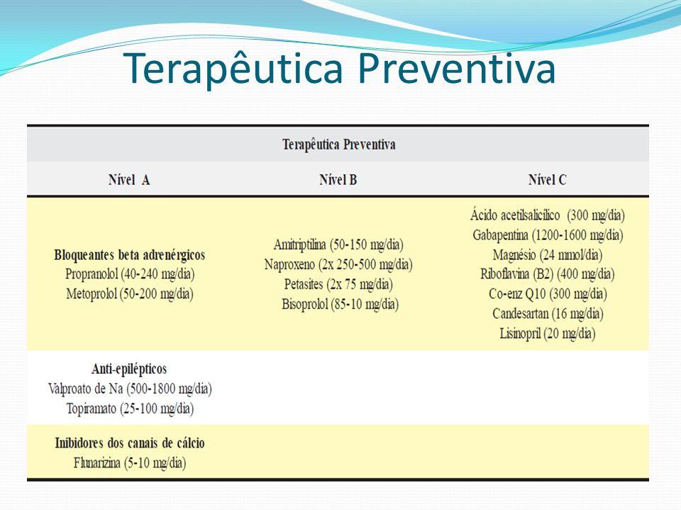 Terapêutica Preventiva