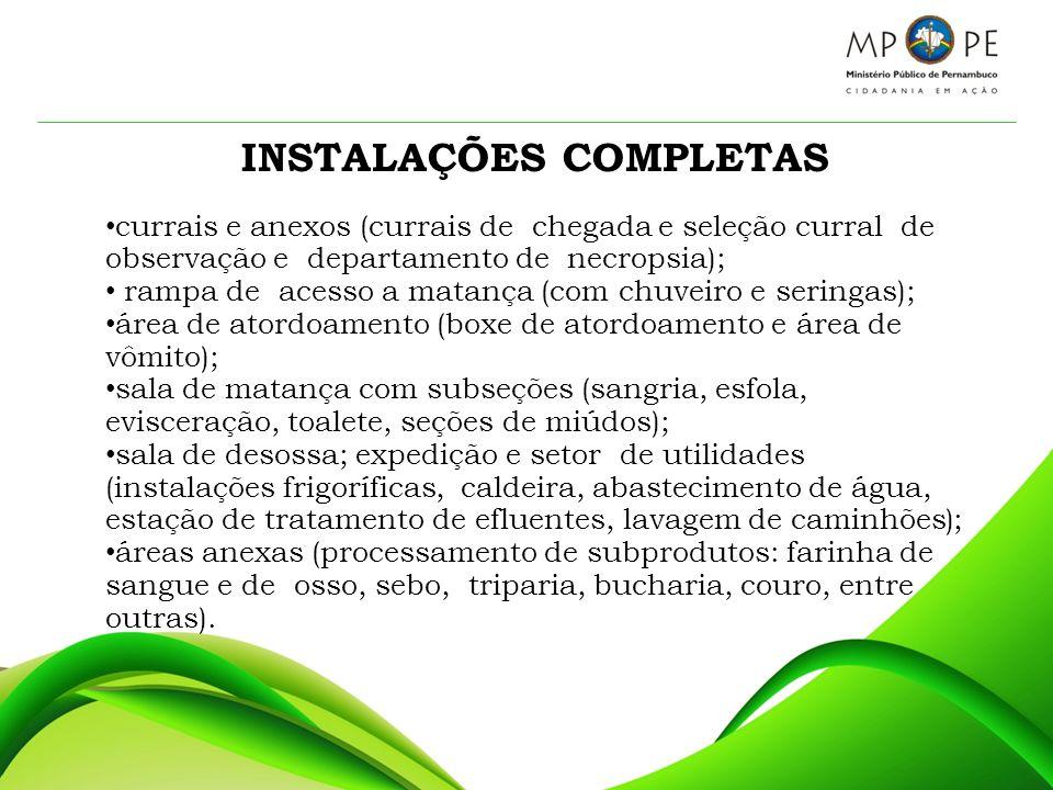 PRINCIPAIS IMPACTOS AMBIENTAIS DE MATADOUROS 1.