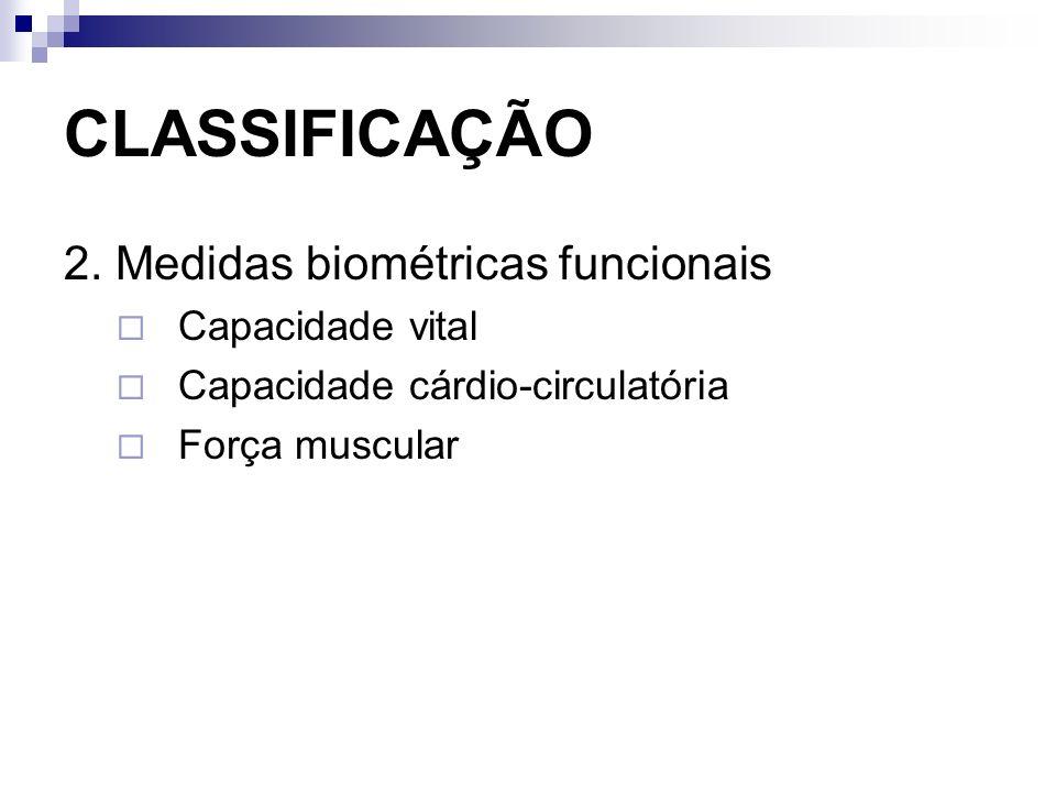 CLASSIFICAÇÃO 2.