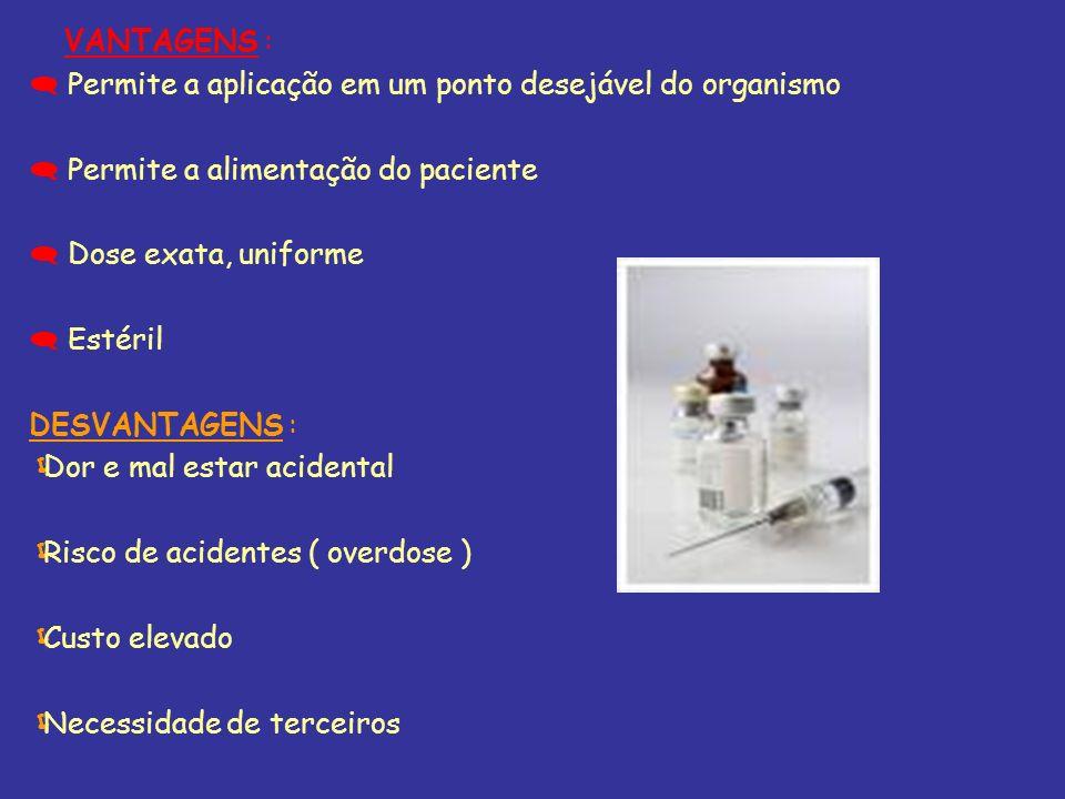FLUXOGRAMA PESADA DAS MATÉRIAS PRIMAS verificar exatidão das pesadas e medidas DISSOLUÇÃO,SUSPENSÃO em água destilada isenta de pirogênio OU EMULSIONAMENTO acertar pH e isotonia em outros solventes FILTRAÇÃO esterilização DISTRIBUIÇÃO Por máquina FECHAMENTO a fogo e por tampa de borracha ESTERILIZAÇÃO REVISÃO EMBALAGEM