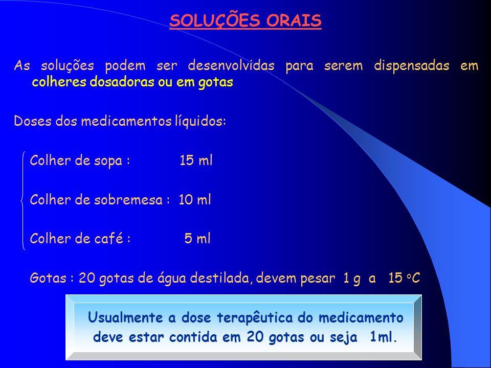 A solubilidade de uma substância num determinado solvente indica a concentração máxima na qual uma solução com aquela substância e aquele solvente pode ser preparada.