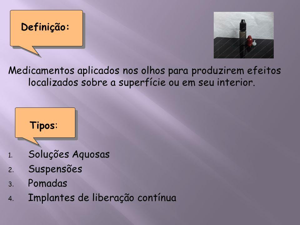 Ajustamento da Tonicidade 1) 1) Diminuição do ponto de congelamento ou abaixamento crioscópico.