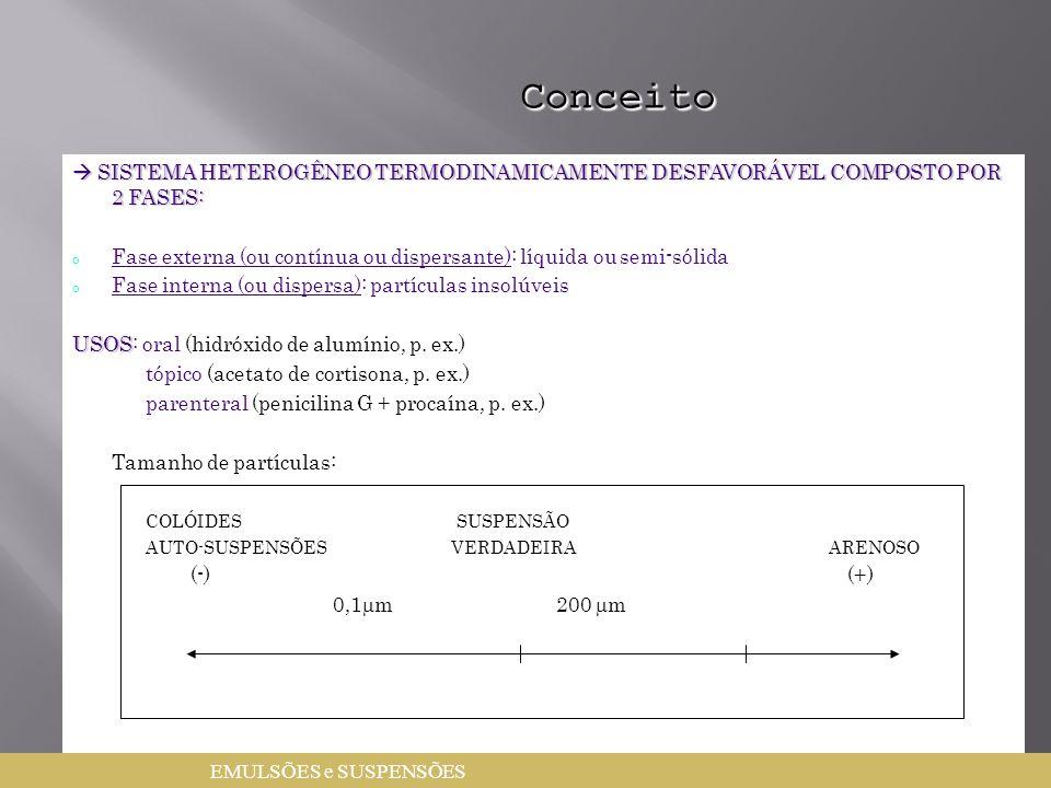 o Os componentes devem ser adicionados em progressão geométrica CUIDADOS!!!!!!!!!.