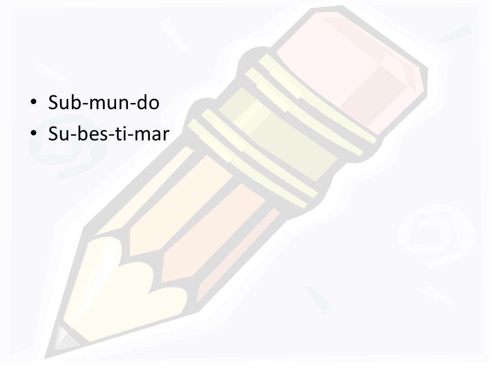 Prefixos terminados em consoante: Ligados a palavras iniciadas por vogal: A consoante do prefixo ligar-se-á à vogal da palavra.