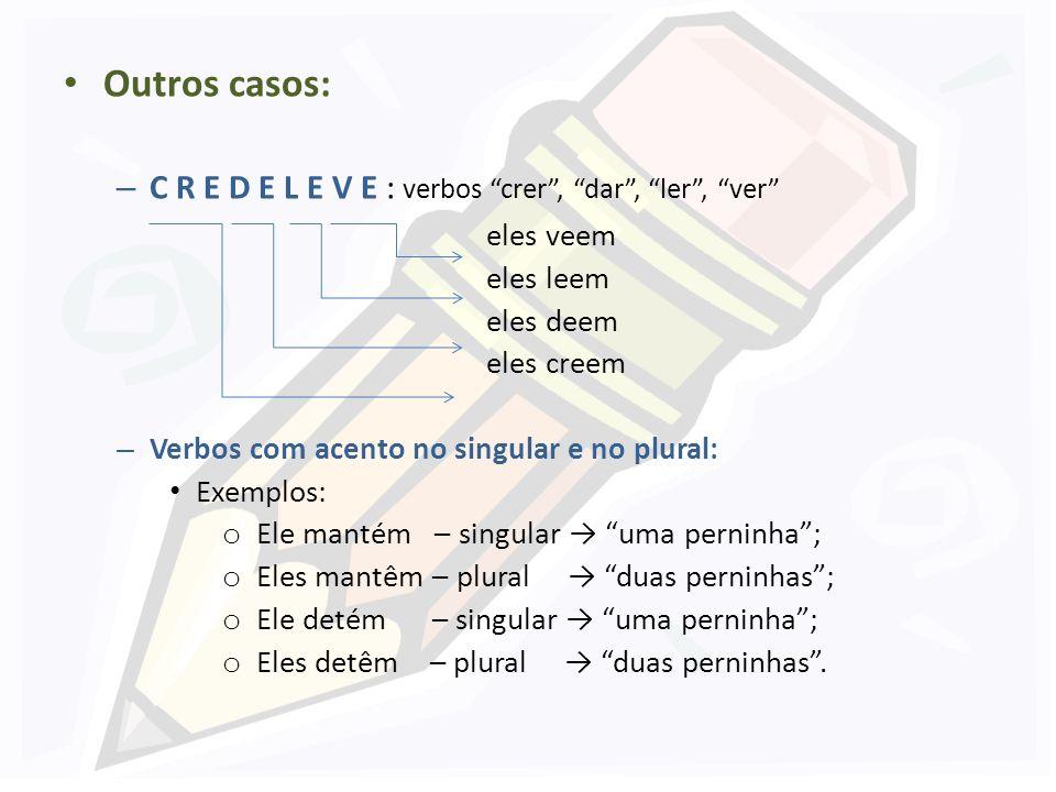 Trema: usado apenas nas palavras estrangeiras e suas derivadas.