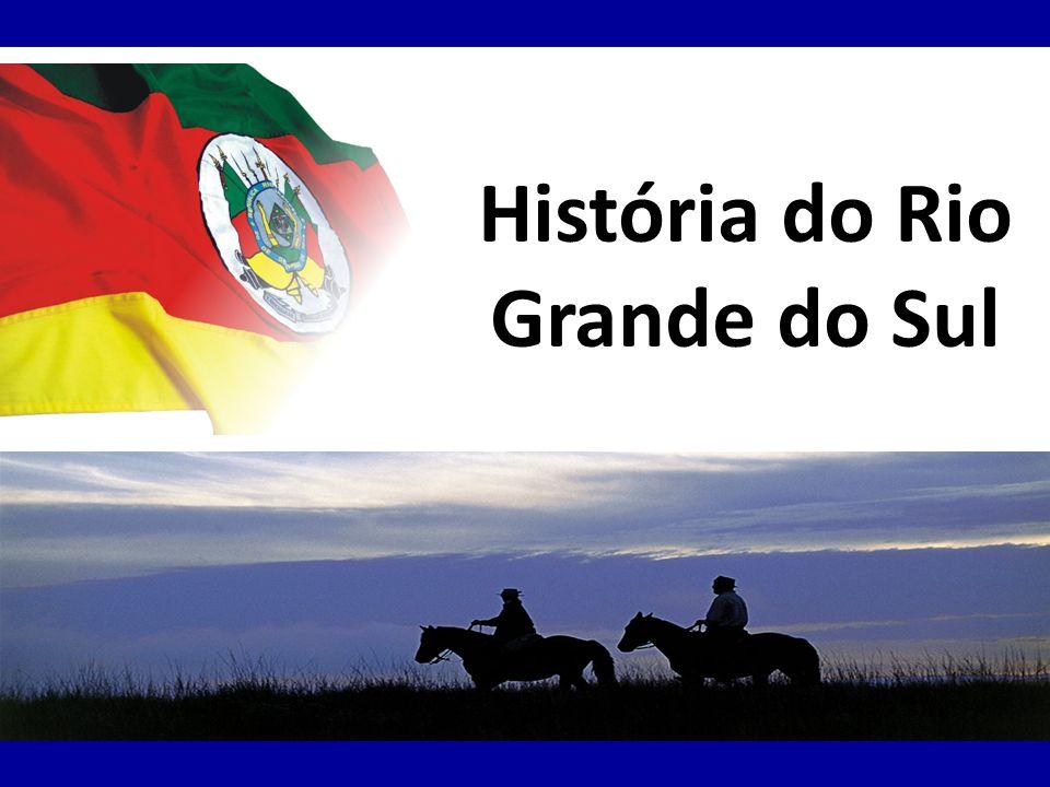 História do Rio Grande do Sul