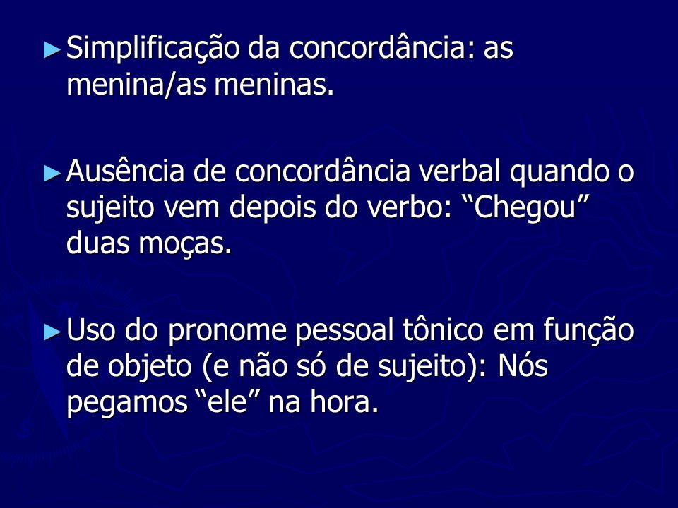Assimilação do ndo em no( falano/falando) ou do mb em m (tamém/também).
