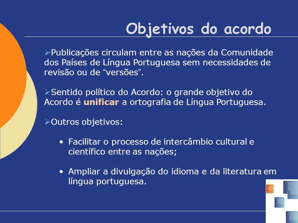 O que muda com a nova ortografia no Brasil: