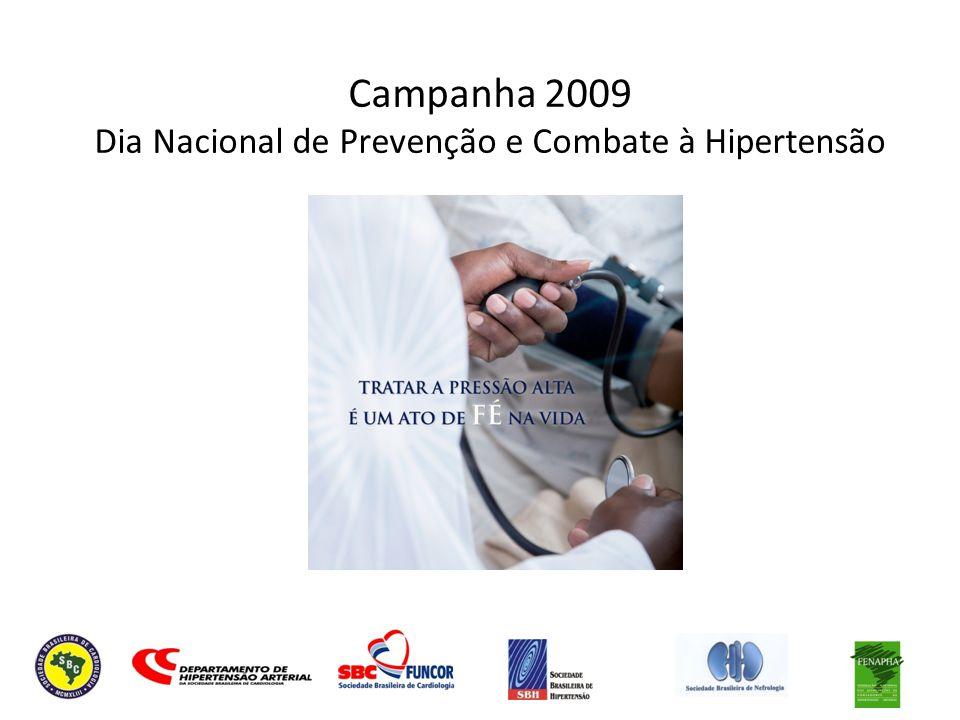 A importância desta data Em 26 de abril, comemora-se o Dia Nacional de Prevenção e Combate à Hipertensão Arterial.