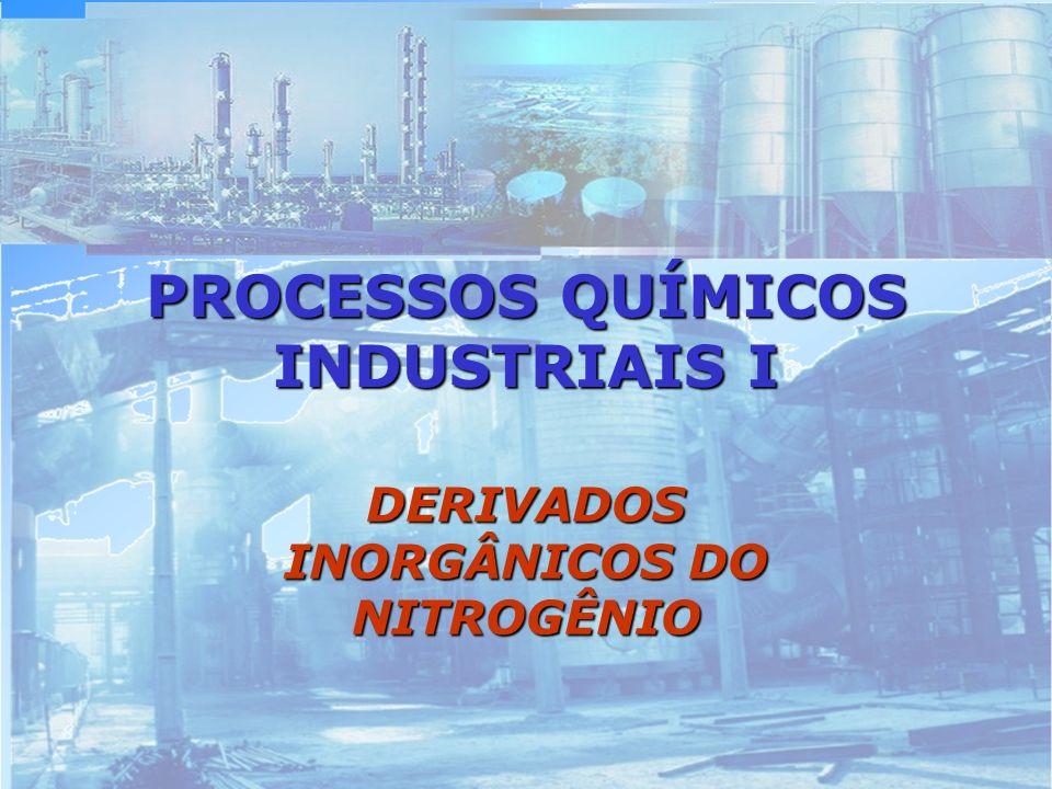 NITRATO DE SÓDIO O Processo Guggenhein é baseado na reação de cloreto de sódio com ácido nítrico:O Processo Guggenhein é baseado na reação de cloreto de sódio com ácido nítrico: 3NaCl + 4HNO 3 3NaNO 3 + Cl 2 + NOCl + 2H 2 O NaNO 3