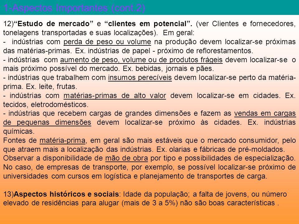 14)Facilidades recreacionais e culturais.
