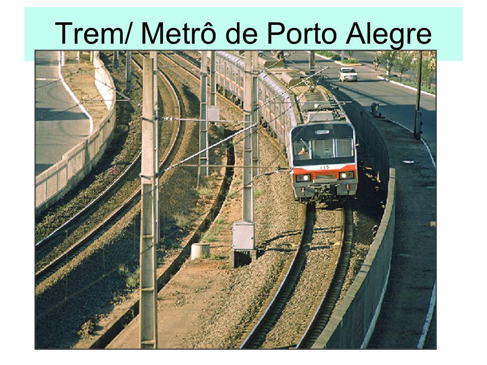 Trem/ Metrô de Porto Alegre