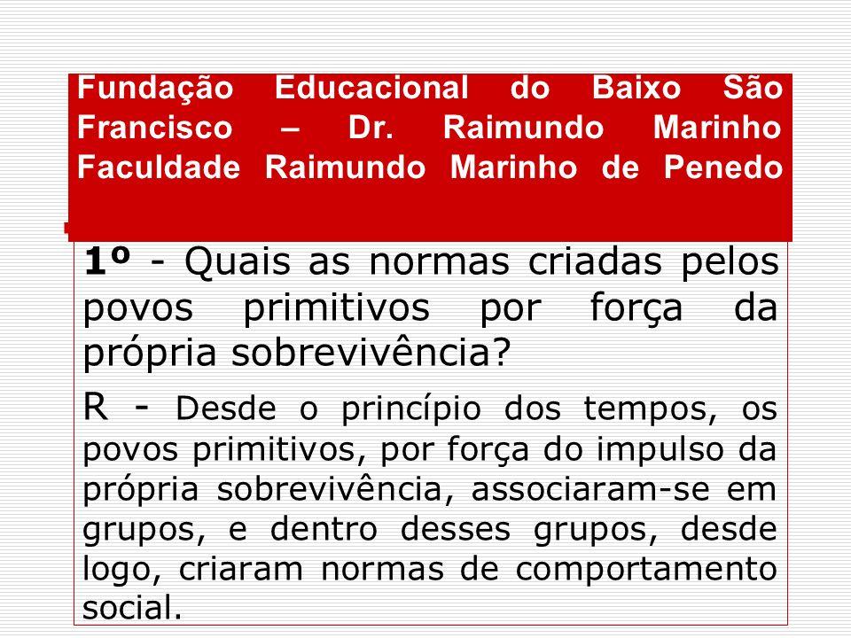 Fundação Educacional do Baixo São Francisco – Dr.