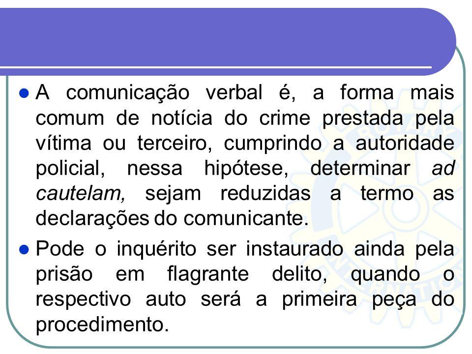 Art. 27, do CPP Qualquer pessoa do povo poderá provocar a iniciativa do Ministério Público, nos casos em que caiba a ação pública, fornecendo-lhe, por