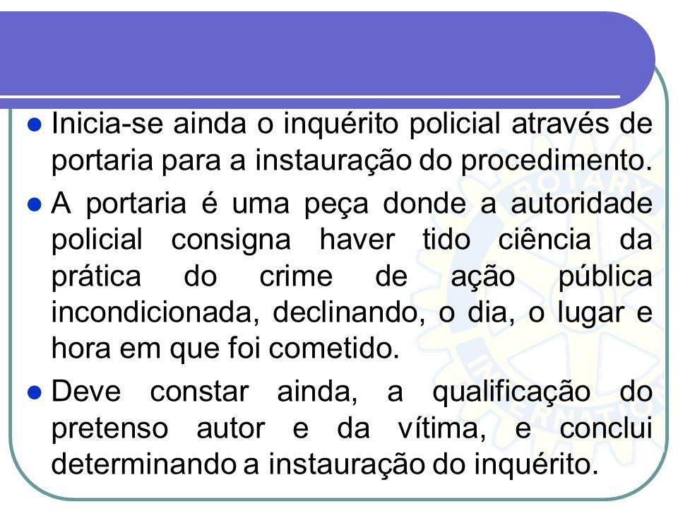 Como o flagrante pode provocar a prisão do autor da infração por parte da autoridade policial, como de qualquer outra pessoa ou autoridade, a notícia