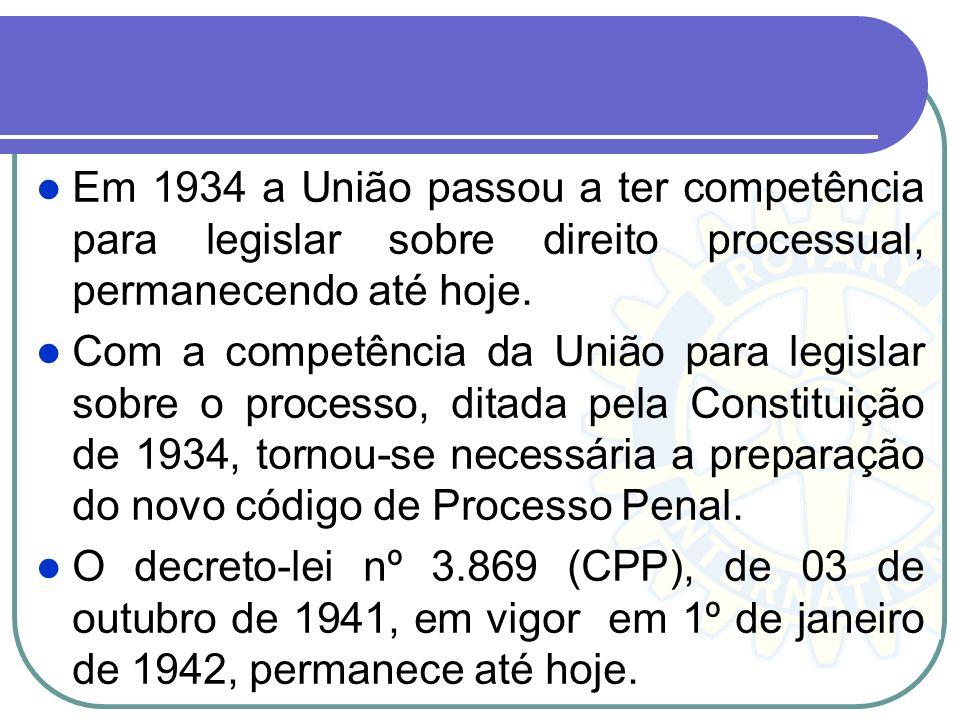 O primeiro Código Processual do Brasil surgiu apenas em 1850, com o Regulamento 737, destinado a completar o Código Comercial de 1850, determinar a or