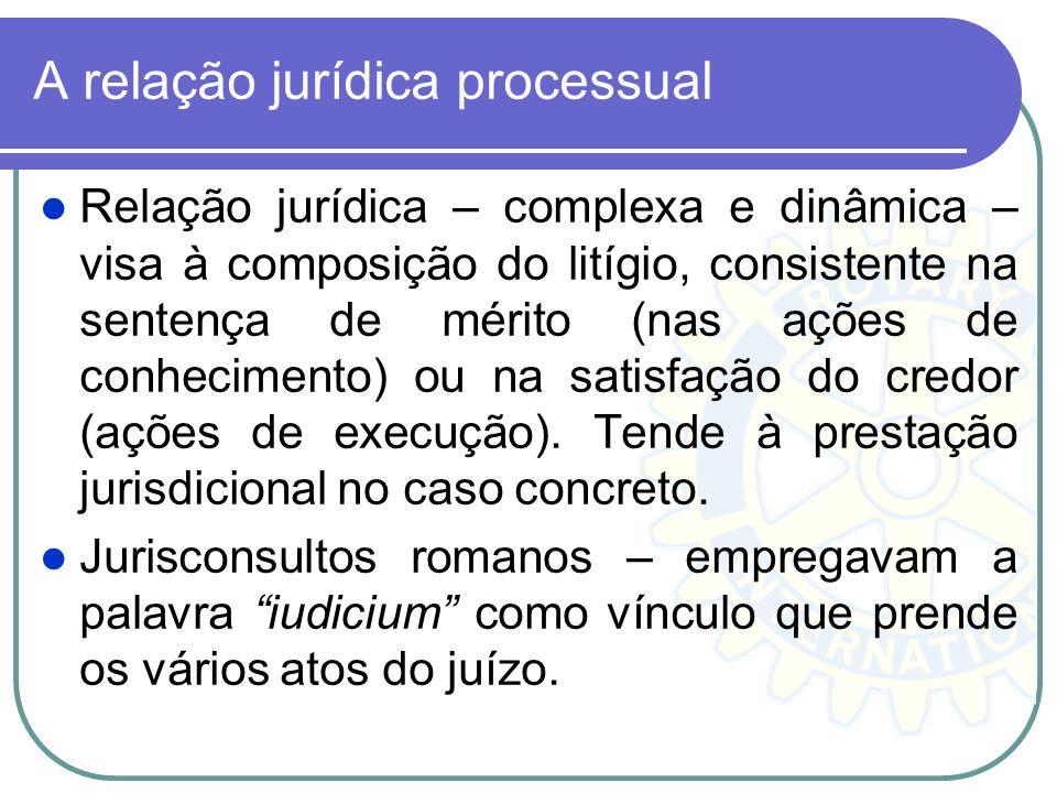 Via de regra, aflora os princípios da segurança nas relações jurídicas, isonomia e inevitabilidade da jurisdição, por vezes, confere legitimidade ad c