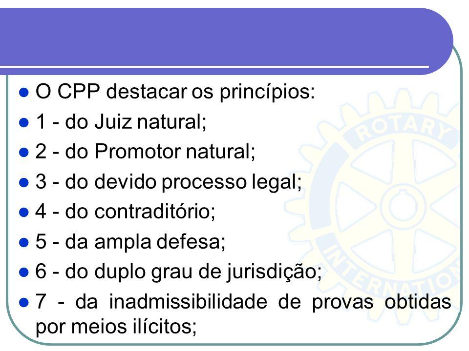 No Processo Penal brasileiro, os princípios representam os postulados fundamentais da política processual penal do Estado e, como refletem as caracter