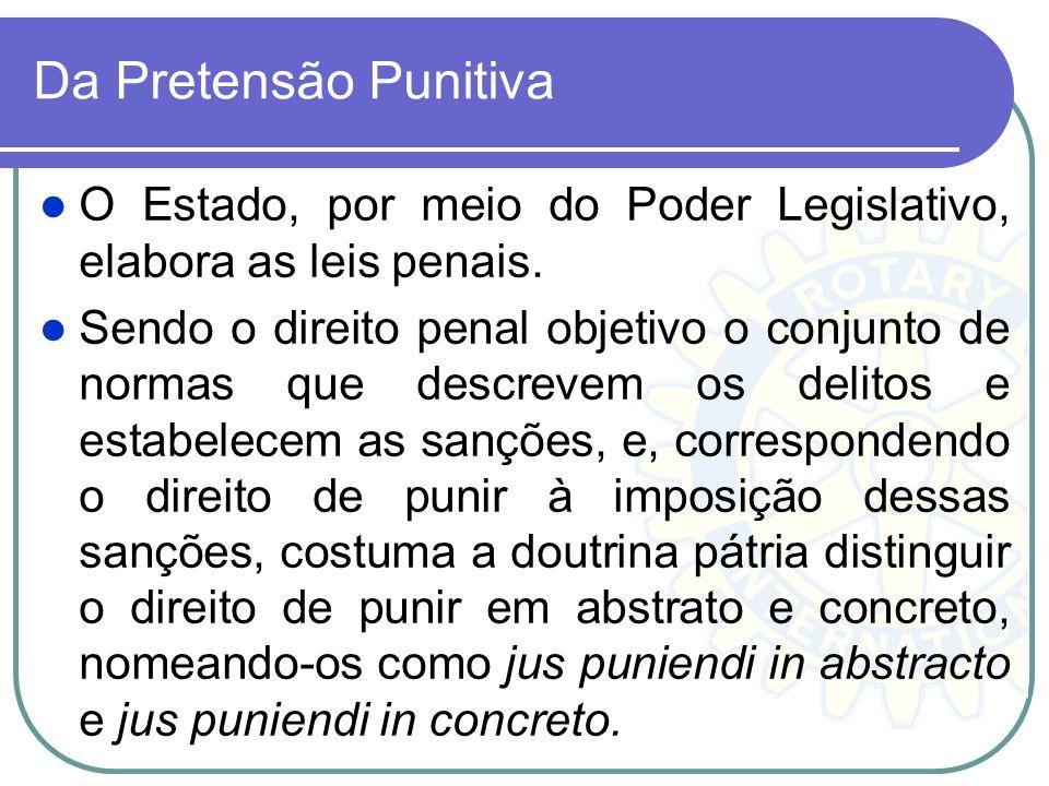A investigação criminal é um procedimento administrativo persecutório, que tem o fito de reunir provas capazes de formar o juízo do representante mini
