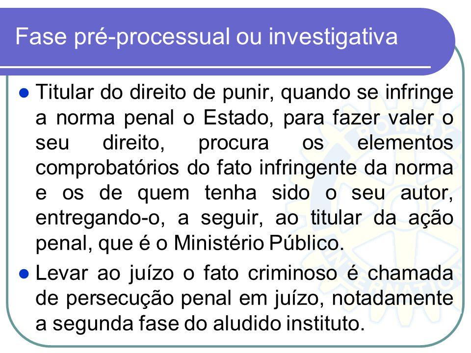 Em respeito à dignidade humana e à liberdade individual o Estado assegura a aplicação da lei penal ao caso concreto, de acordo com as formalidades pre