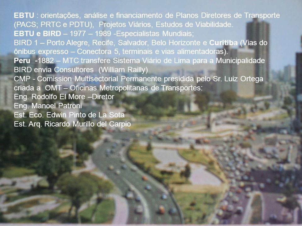 4)Manutenção de Vias– Wlastermiller de Senço/Jacy Barros de Noronha (SP e PR–Tecnosan) Avaliação técnica de projetos de pavimentação.