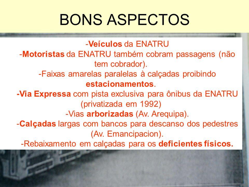 DEFICIÊNCIAS GERAIS 1)Sinalização horizontal, vertical, semafórica, pedestres.