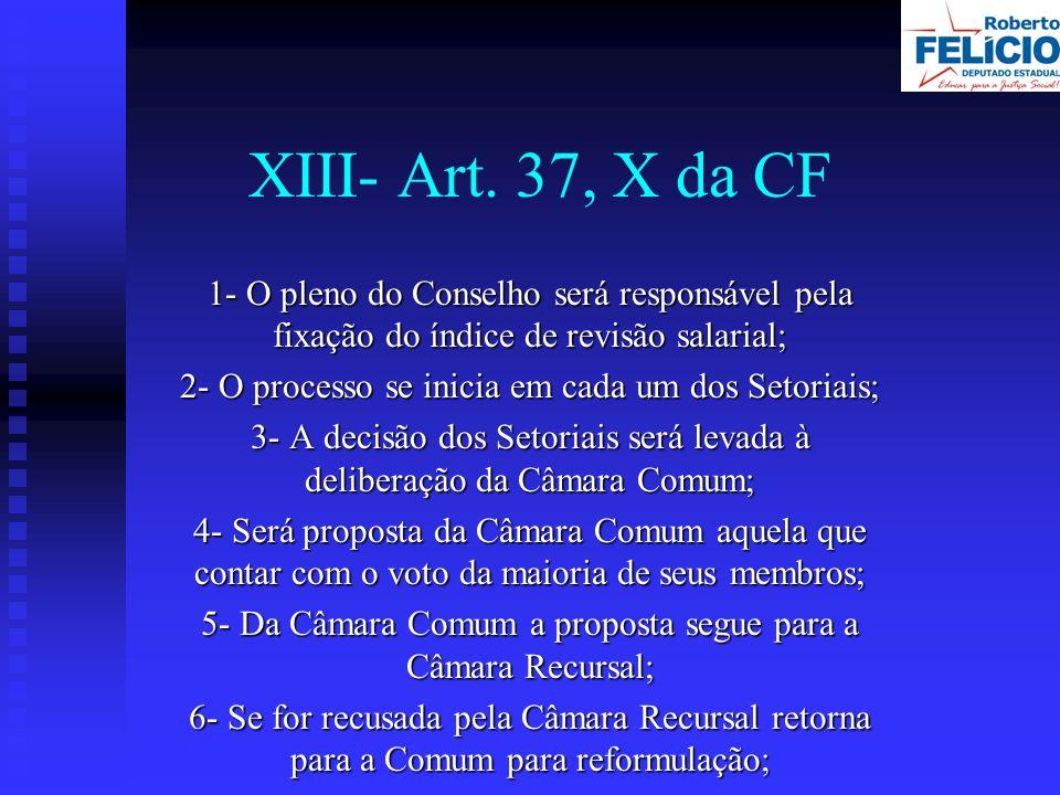 XIII- Art.