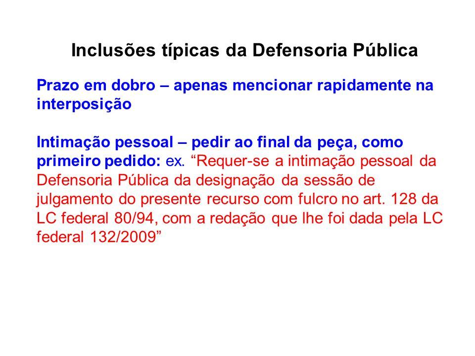 Terminologia Recursos – interpor; embargos – opor.