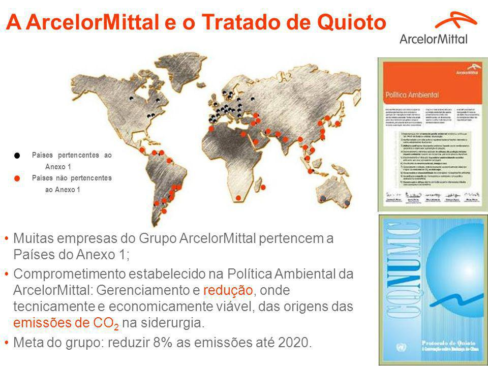 13 A ArcelorMittal no Mundo