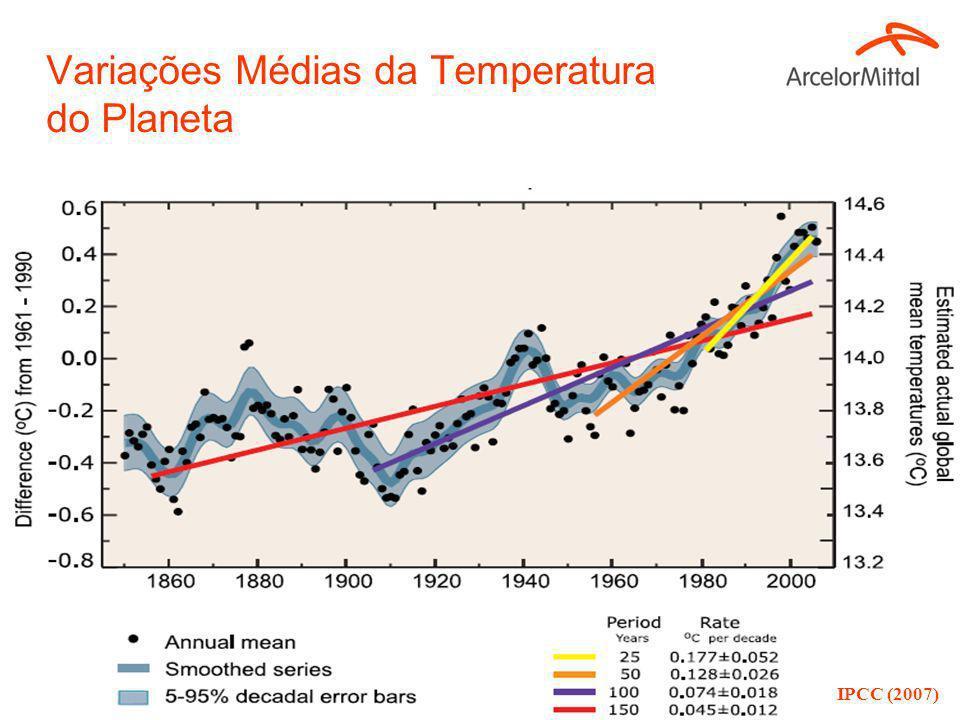 22 Registro do Projeto (Estimado): 2013 Geração de Créditos de Carbono: 6,5 MtCO 2 e (10 anos) Status: Preparação para auditoria de Validação (Nov/12) Título Redução de metano na Carbonização Objetivo Queima dos gases da carbonização, evitando a emissão do metano na atmosfera ArcelorMittal Bio-Florestas Projeto #4