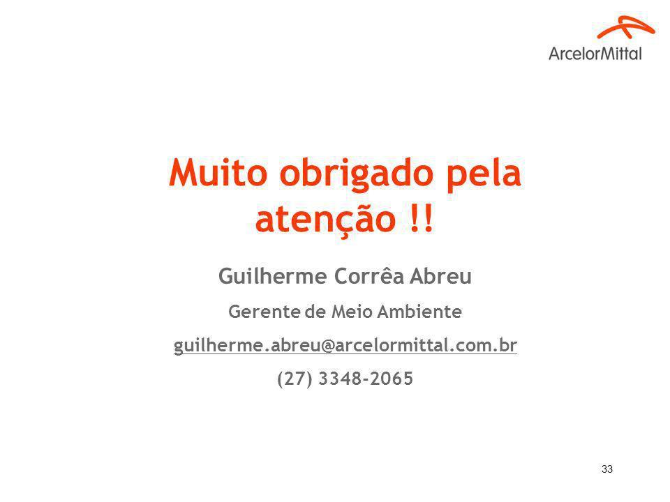 32 Mercado Brasileiro de Emissões Questões relevantes para um programa brasileiro: –Como harmonizar metodologia de inventários; –Quais setores serão r