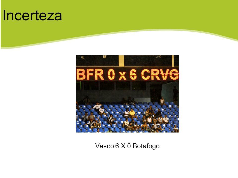 Vasco 6 X 0 Botafogo Incerteza