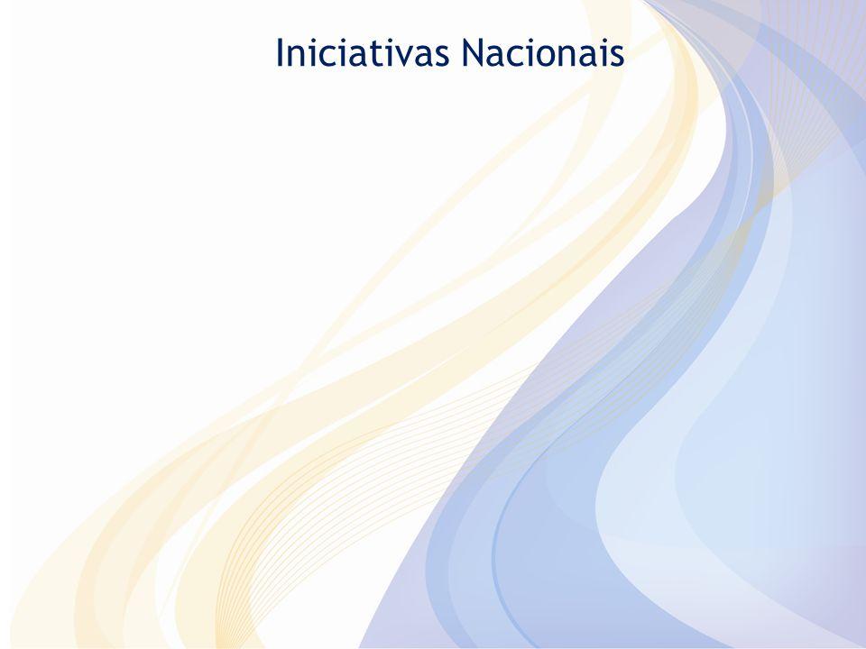 Iniciativas Nacionais