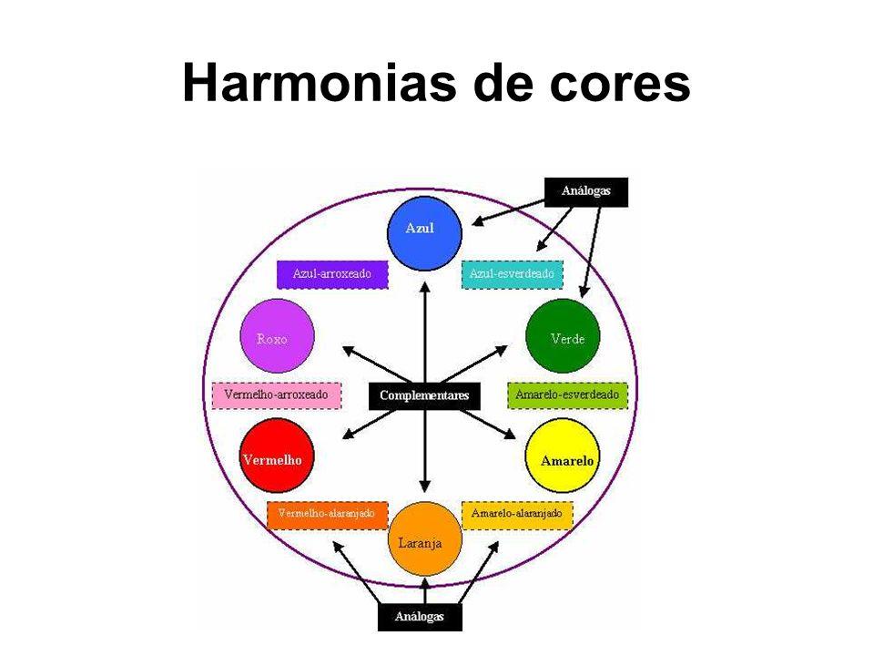Harmonias de cores