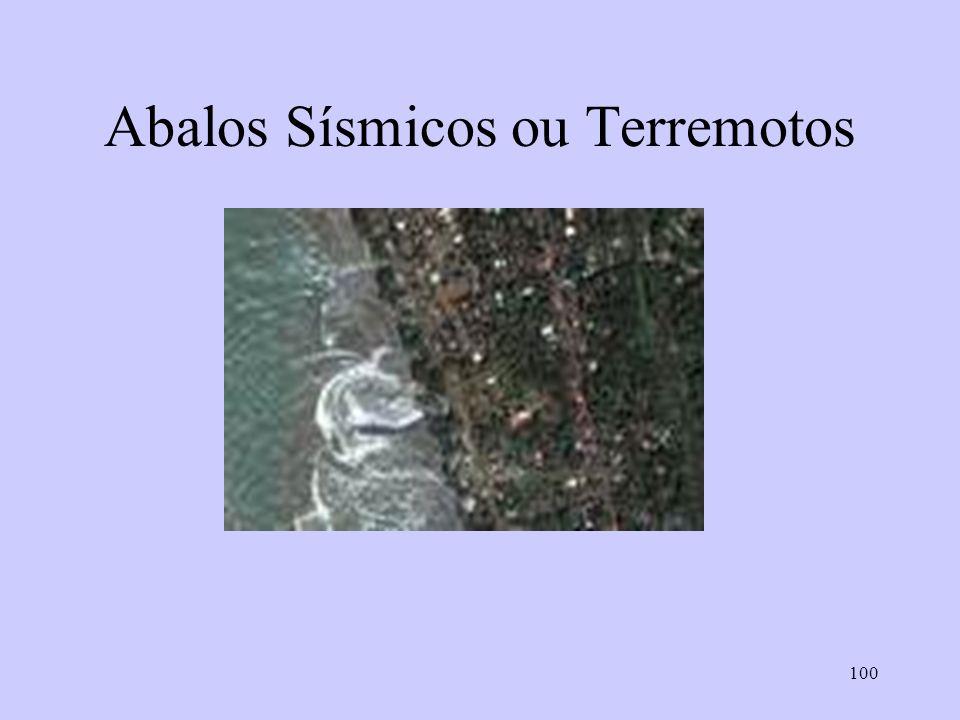 100 Abalos Sísmicos ou Terremotos