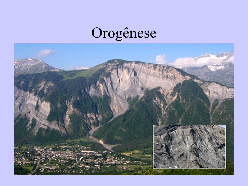 83 Orogênese