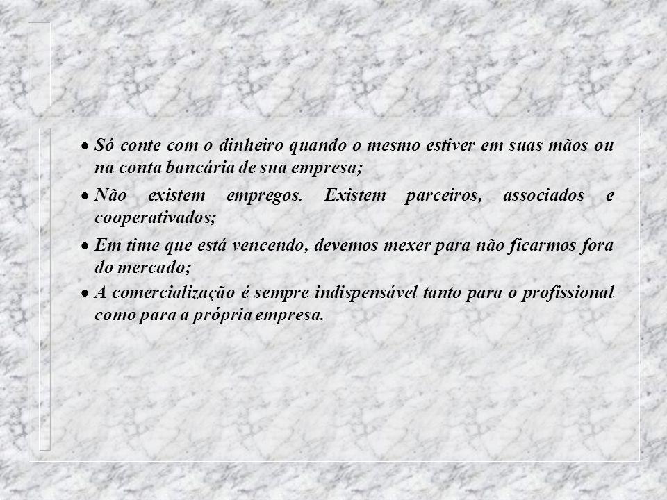 Você tem conhecimento de que 50% das empresas recém abertas no Brasil, fecham suas portas no 1 0 ano; e 25% no 2 0 ano de vida.