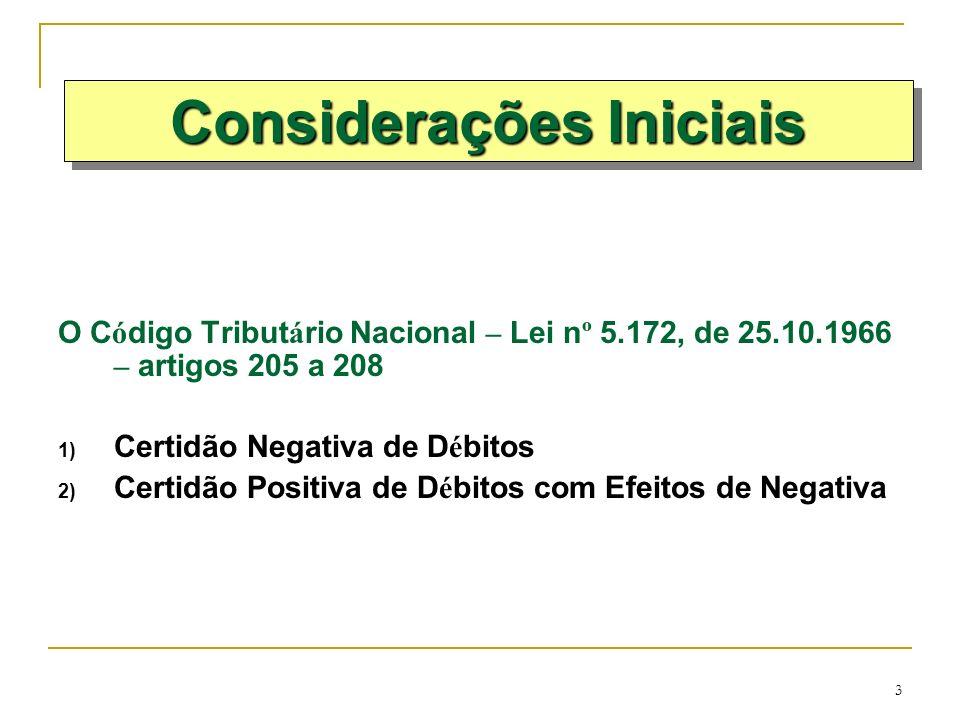 4 Inconstitucionalidade formal CND / Mat é ria que s ó por LC pode ser regulada (vide arts.