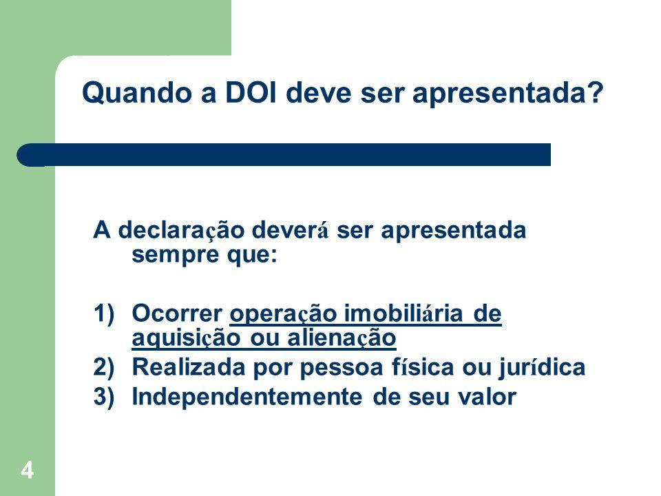 5 Conceito legal de aquisição e alienação Decreto-Lei n º 1.381, de 23 de dezembro de 1974 Art.