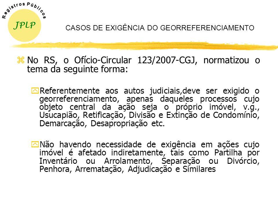 DECRETO Nº 4.449/02 X DECRETO Nº 5.570/05 ANTES X AGORA Casos de exigência do Georreferenciamento: Fonte de polêmicas (caput do art. 10 X §2º do art.