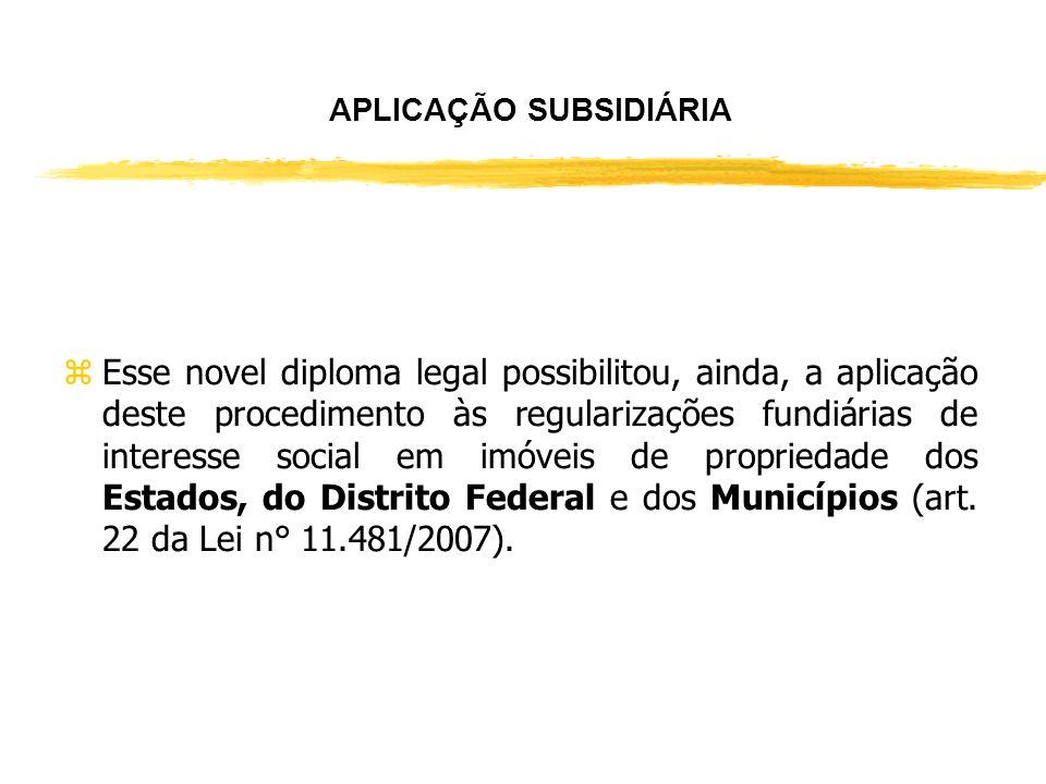 EFEITOS DA PRENOTAÇÃO zA prenotação do pedido de registro da demarcação fica prorrogada até o cumprimento da decisão judicial ou até seu cancelamento