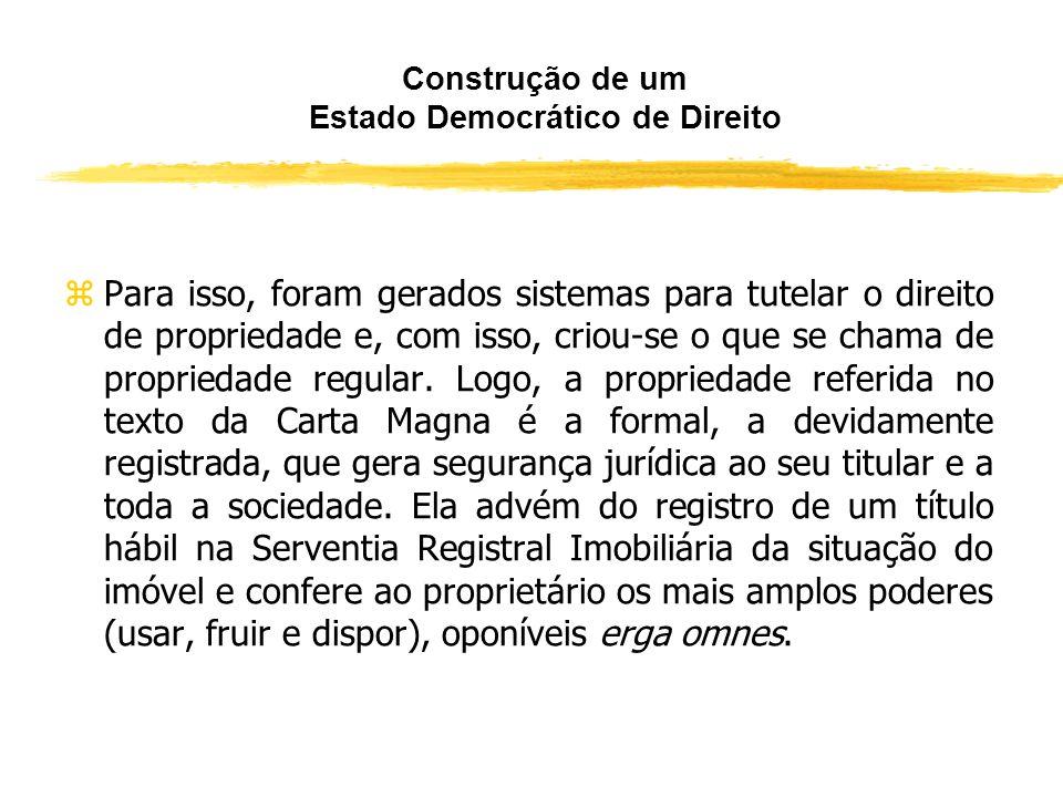 CONSTRUÇÃO DE UM ESTADO DEMOCRÁTICO DE DIREITO: nPlenitude do exercício da cidadania; – Dignidade da Pessoa Humana (arts. 1º, III e 170, CF). – Políti