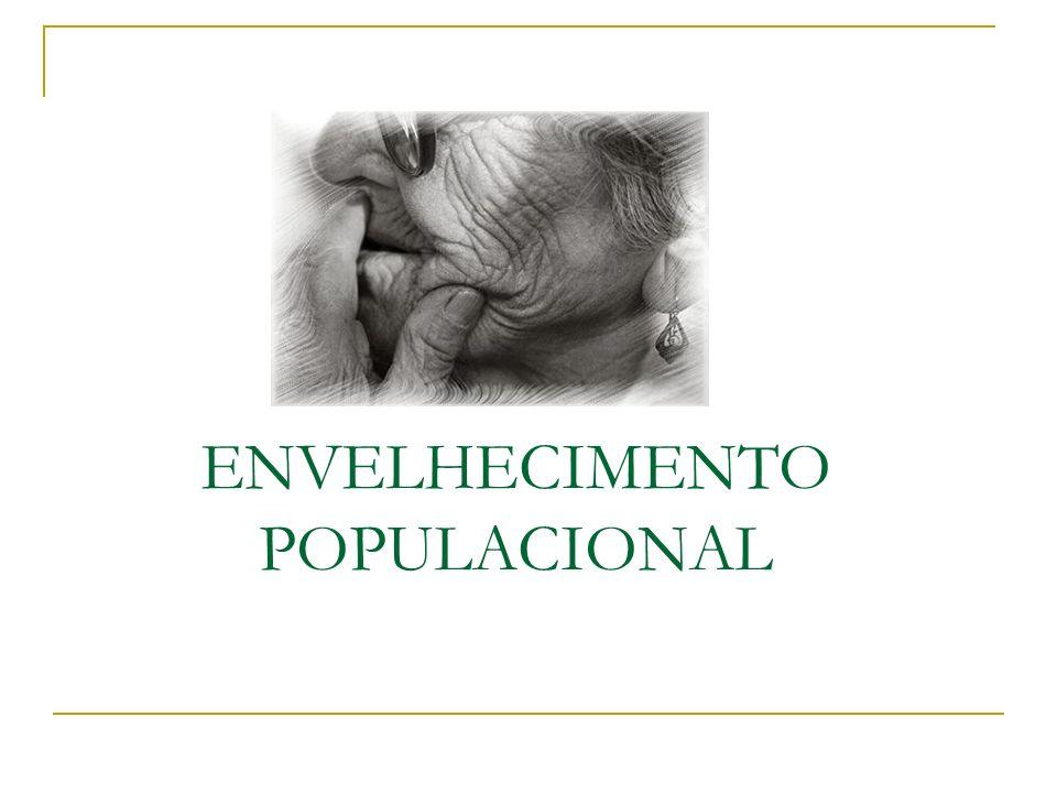 1 ENVELHECIMENTO POPULACIONAL