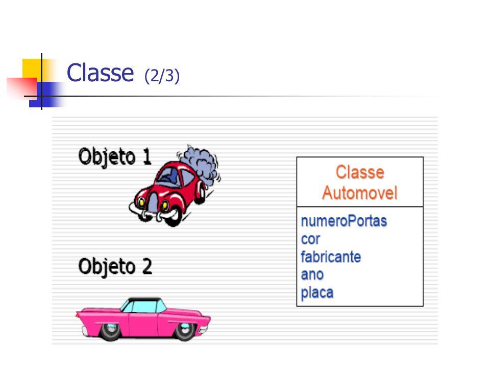 Classe (2/3)