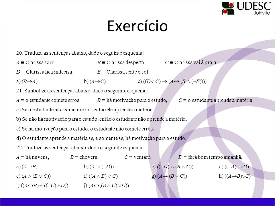 Exercício 20.