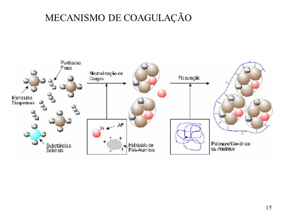 15 MECANISMO DE COAGULAÇÃO