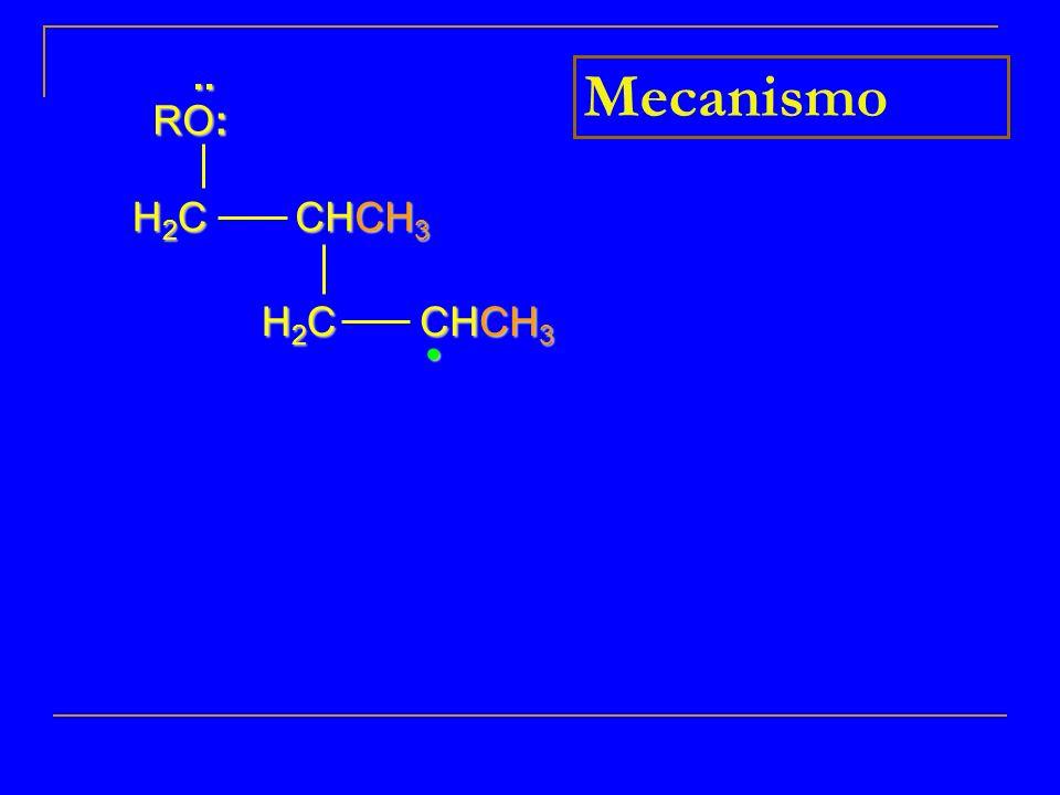 H2CH2CH2CH2C H2CH2CH2CH2C.. RO: Mecanismo