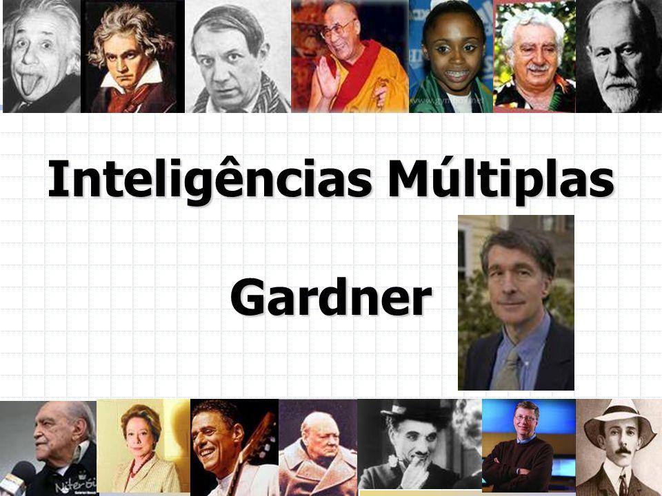 Inteligência – antigamente era medida através de testes de QI.