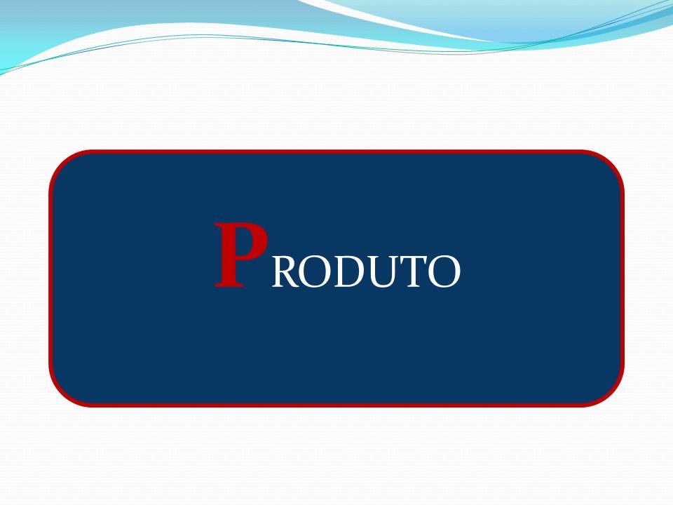 ESTRATÉGIAS DE CRESCIMENTO PRODUTO/EMPRESA Penetração: investir em produtos existentes no mercado.